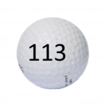 Image of Golf Ball #113