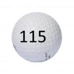 Image of Golf Ball #115