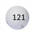 Image of Golf Ball #121