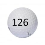 Image of Golf Ball #126