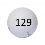 Image of Golf Ball #129