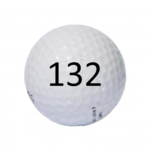 Image of Golf Ball #132