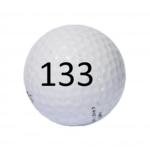 Image of Golf Ball #133