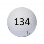 Image of Golf Ball #134