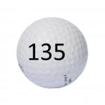 Image of Golf Ball #135