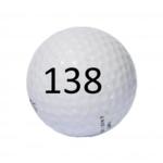 Image of Golf Ball #138