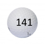 Image of Golf Ball #141