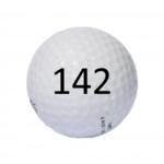 Image of Golf Ball #142