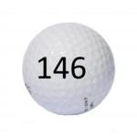 Image of Golf Ball #146