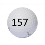 Image of Golf Ball #157