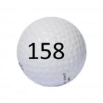 Image of Golf Ball #158