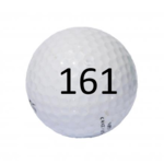 Image of Golf Ball #161