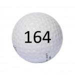 Image of Golf Ball #164