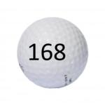 Image of Golf Ball #168