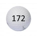 Image of Golf Ball #172