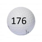 Image of Golf Ball #176