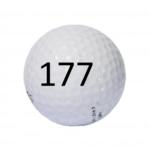 Image of Golf Ball #177