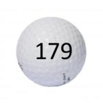 Image of Golf Ball #179