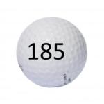 Image of Golf Ball #185
