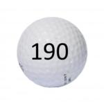 Image of Golf Ball #190