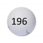 Image of Golf Ball #196