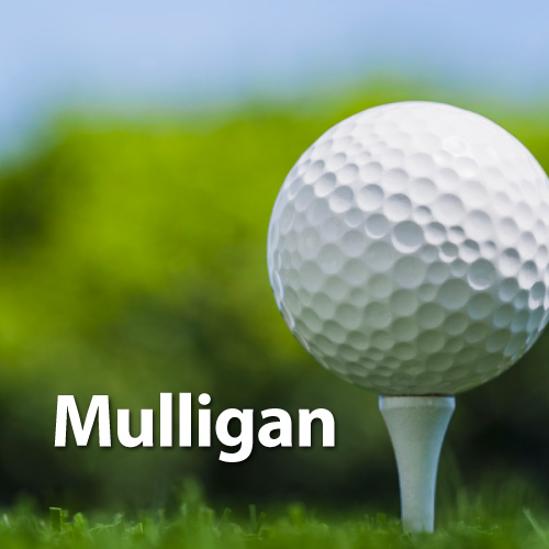 Let Freedom Swing Golf Tournament - Default Image of Mulligan