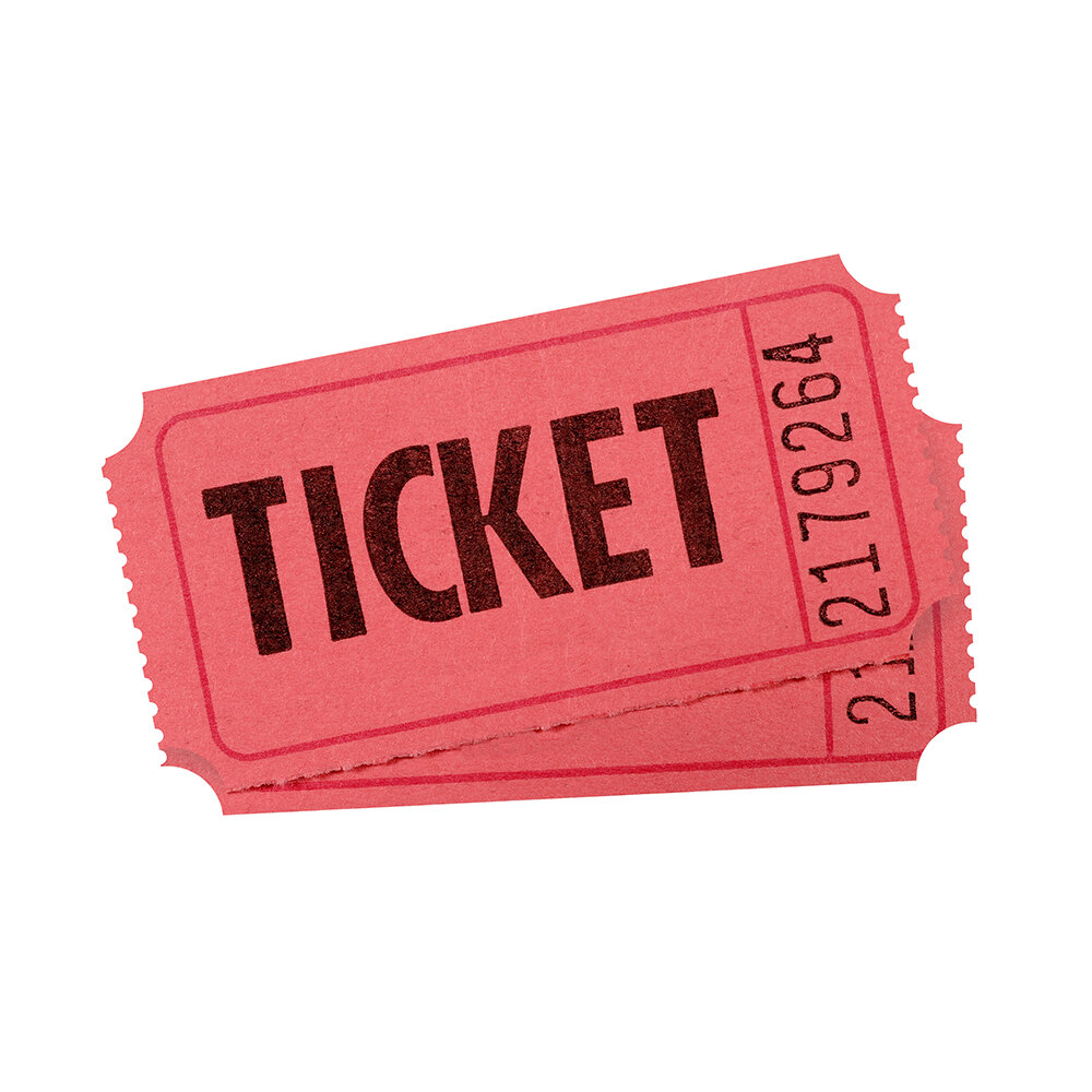 DiMatteo Family Charitable Foundation Annual Golf Tournament - Default Image of Raffle Ticket