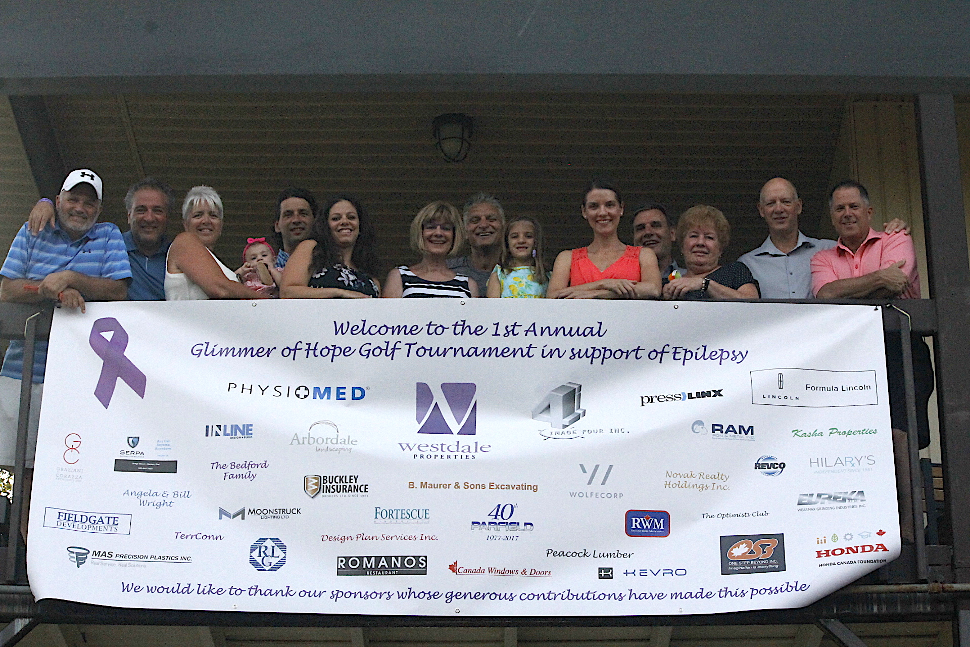 Glimmer of Hope Golf Tournament - Default Image of Corporate sponsorship