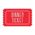 Image of Dinner Ticket