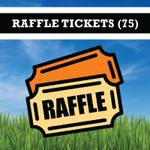 Image of Raffle Tickets (75)