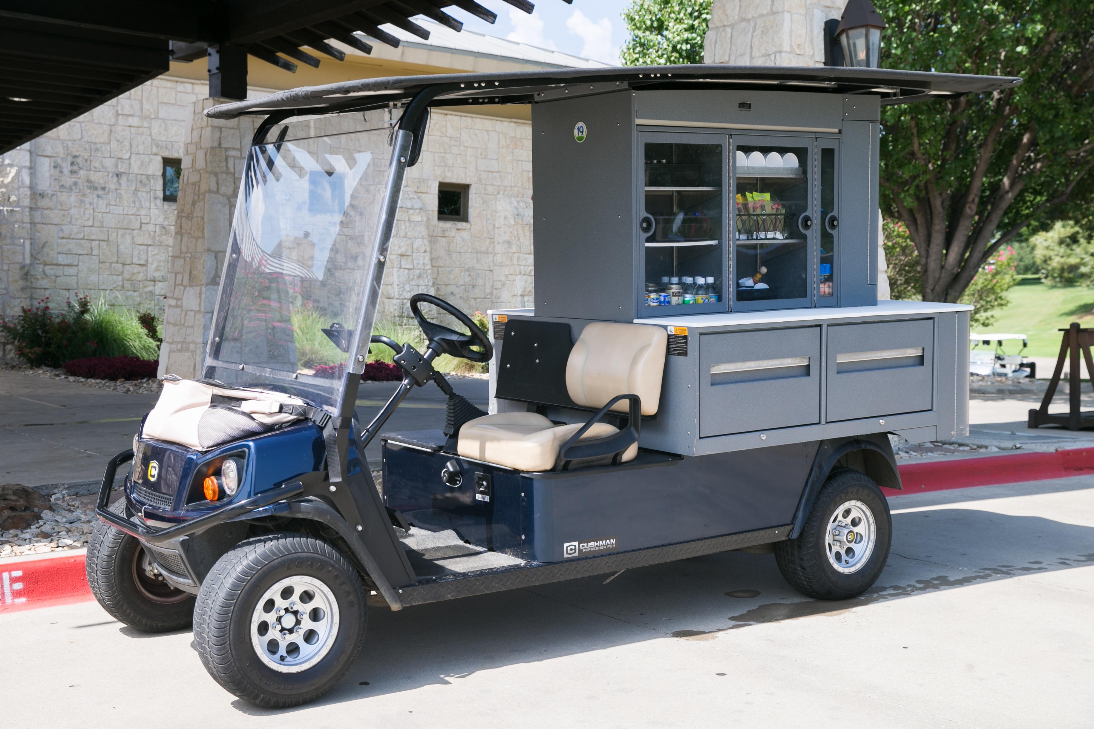 St. Basil the Great Golf Outing - Default Image of Beverage Cart Sponsor