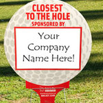 Image of Men's / Women's Closest to the Pin Sponsor