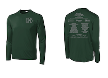 2021 Putts Fore PD Charity Golf Classic - Default Image of Long Sleeve Event T-shirt