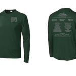 Image of Long Sleeve Event T-shirt