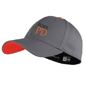 2021 Putts Fore PD Charity Golf Classic - Default Image of Event Hat