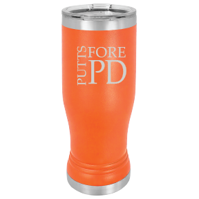 2021 Putts Fore PD Charity Golf Classic - Default Image of Event Polar Camel 14oz Pilsner Mug