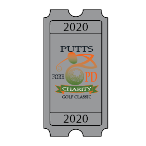 2021 Putts Fore PD Charity Golf Classic - Default Image of Raffle Number