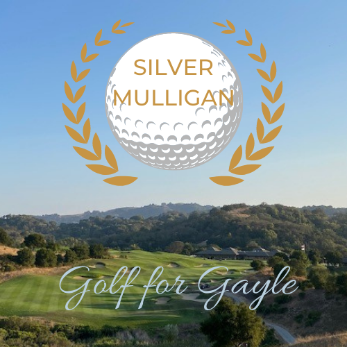 Gayle Newgren Charity Golf Tournament 2021 - Default Image of Mulligan - Silver