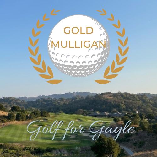 Gayle Newgren Charity Golf Tournament 2021 - Default Image of Mulligan - Gold
