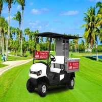 100 Black Men of Stamford, CT 20th Annual Golf Tournament - Default Image of Golf Cart Sponsor