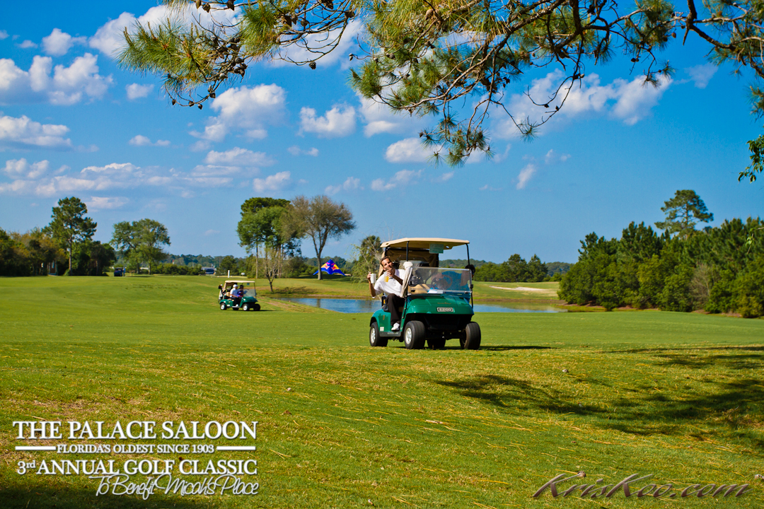 The Palace Saloon Charity Golf Classic - Default Image of Non-Golfer Package