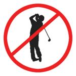 Image of No Play Tee Sponsor (no team)