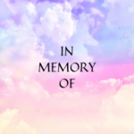 Image of IN MEMORY OF