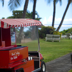 Image of Beverage Cart