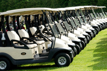 Circle Arts Theatre Wurst Golf Tournament - Default Image of Golf Cart Sponsor
