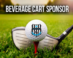 2018 FC Tampa Rangers Annual Golf Tournament - Default Image of Beverage Cart Sponsorship