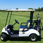 Image of Golf Cart Sponsorship