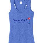 2019 Steve Resch Memorial Golf Tournament - Default Image of Ladies' Tank (Blue Frost) LIMITED QTY!