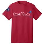 2019 Steve Resch Memorial Golf Tournament - Default Image of Men's T-Shirt (Red)