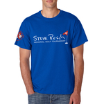 2019 Steve Resch Memorial Golf Tournament - Default Image of Men's T-Shirt (Blue) LIMITED QTY!